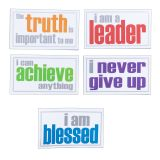 ENCOURAGEMENT MAGNETS PACK OF 5