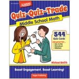 QUIZ-QUIZ-TRADE MATH LV 1 MIDDLE SCHOOL