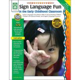 (2 EA) SIGN LANGUAGE FUN IN THE EARLY CHILDHOOD CLASSROOM