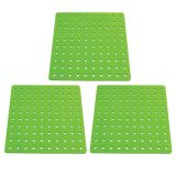 (3 EA) TALL-STACKER PEGBOARD LARGE 100 HOLES PEGBOARD ONLY