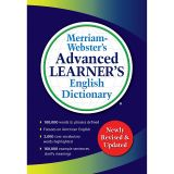 ADVANCED LEARNER ENGLISH DICTIONARY MERRIAM WEBSTER
