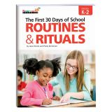 ROUTINES AND RITUALS GR K-2 BOOK FIRST 30 DAYS OF SCHOOL