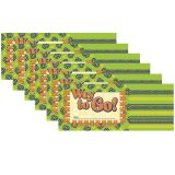 (6 PK) INCENTIVE PUNCH CARDS WAY TOGO 36 PER PK
