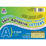 SELF ADHESIVE LETTER 2IN BLUE