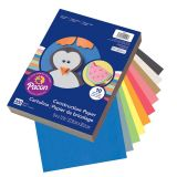 CONSTRUCTION PAPER ASSORTED 9X12 200 SHT