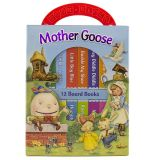 MY FIRST LIBRARY MOTHER GOOSE