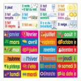 (2 ST) MULTI-PURPOSE CARD SET FRENCH