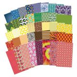 (2 PK) ALL KINDS OF FABRIC DESIGN PAPERS