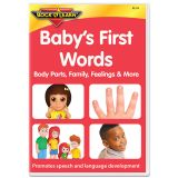 BABYS FIRST WORDS DVD BODY PARTS FAMILY FEELINGS & MORE