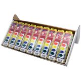 36CT ART TIME WATERCOLOR CLASSPACK 8 COLOR SETS W/ BRUSHES