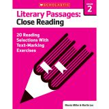 LITERARY PASSAGES CLOSE READING GR2