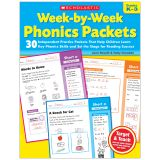 WEEK BY WEEK PHONICS PACKETS
