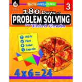 180 DAY PROBLEM SOLVING GR3 WORKBK