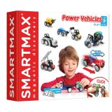 SMARTMAX POWER VEHICLES 26 PCS