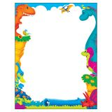 DINO-MITE PALS TERRIFIC PAPERS