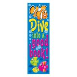 DIVE INTO A GOOD BOOK SEA BUDDIES BOOKMARKS