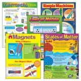 (2 ST) PHYSICAL SCIENCE LEARNING CHART COMBO PACK