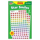 STAR SMILES VALUE PK SUPERSPOTS SHAPES STICKERS
