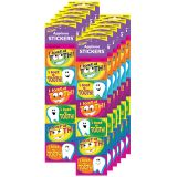 (12 PK) APPLAUSE STICKERS I LOST A TOOTH