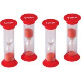 1 MINUTE SAND TIMERS MINI
