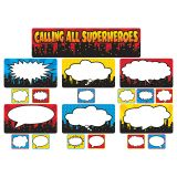 CALLING ALL SUPERHEROS MINI BB SET