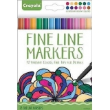 12 ct Fine Markers - Contemporary