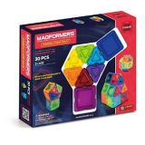 Magformers 30 pc Clear Solid Set
