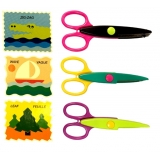 CraftKids Scissors (Set of 3)