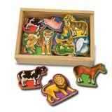 Magnetic Animal In a Box