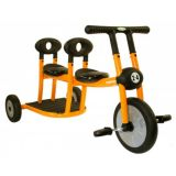 Pilot Tricycles - Double Tricycle