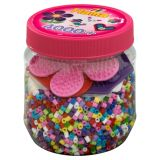 Hama® Beads- 4000 Midi Beads and Pegboards in Tub