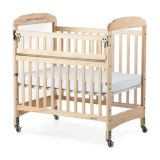 Serenity® Compact Crib - Compact SafeReach - Clearview Panels