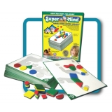 Super Mind Tile And Card Set