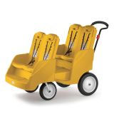 The Gaggle® Buggy 4 Seater (Yellow)