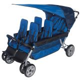 LX™ Strollers - LX6™ Six Child Stroller