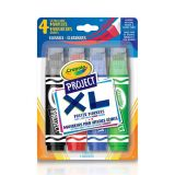 Classic XL Project Poster Markers 4PK