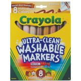 Crayola® Washable Broad Tip Markers - Multicultural