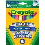 Crayola® Washable Broad Tip Markers - Colossal