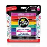 Take Note :  Chisel Tip 12 Dry-Erase Markers