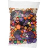Multi Wooden Beads