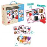 Bingo : Actions And Musical Instruments
