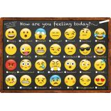 Emoji How Are You Feeling Today Chart