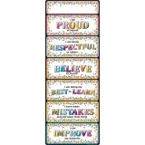 Confetti  Positive Behavior Chart