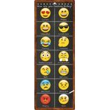 Emoji Feelings Smart Poly™ Clip Chart