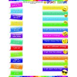 Growth Mindset Emoji Smart Poly 17X22 Chart