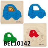 Beleduc Beleduc Learning Puzzles - Set 2