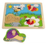 Beleduc Learning Puzzles Set 1