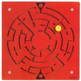 Beleduc Wall Element Labyrinth