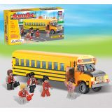 School Bus (561 Pcs)