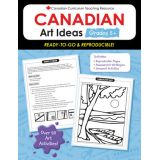 Canadian Art Ideas - Grades 5 and Up